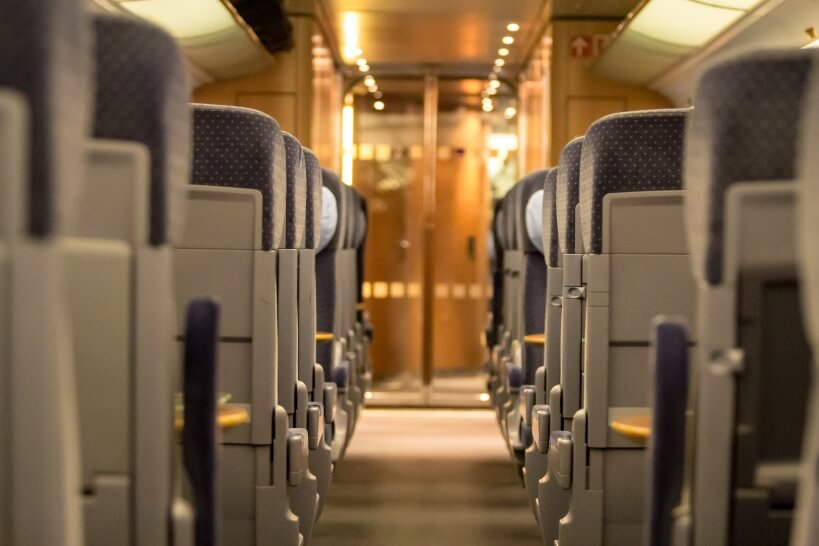 Cologne, Frankfurt, Berlin, Munich - rail travel